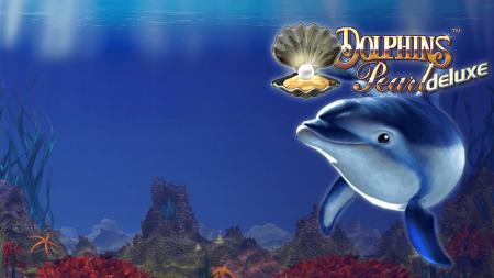 Описание слота Dolphin's Pearl (Жемчужина дельфина)
